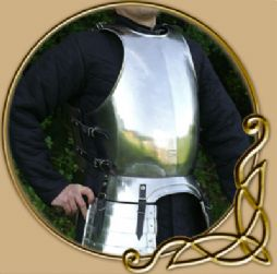 LARP Breast and backplate with tassets